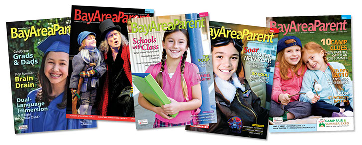 Bay Area Parent Magazine has awarded us 7 times for our tutoring programs since 2007,